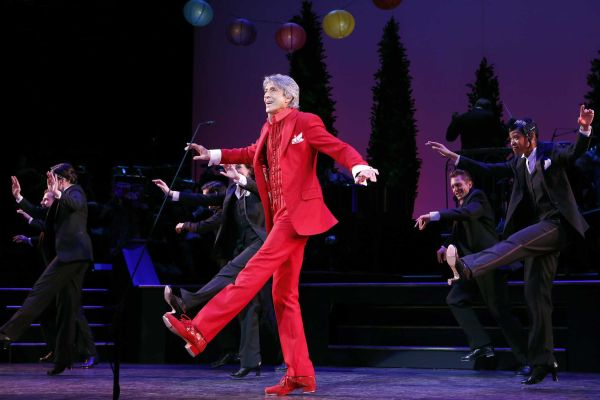 "Tommy Tune stars in the Encores! Production of ""Lady, Be Good"" at New York City Center on Wednesday, Feb. 4, 2015. Photo Credit: Carol Rosegg"