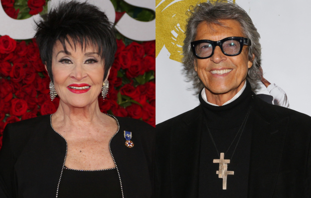 Chita Rivera and Tommy Tune have announced 2017 and 2018 dates for their concert Chita & Tune — Two for the Road. (© David Gordon)